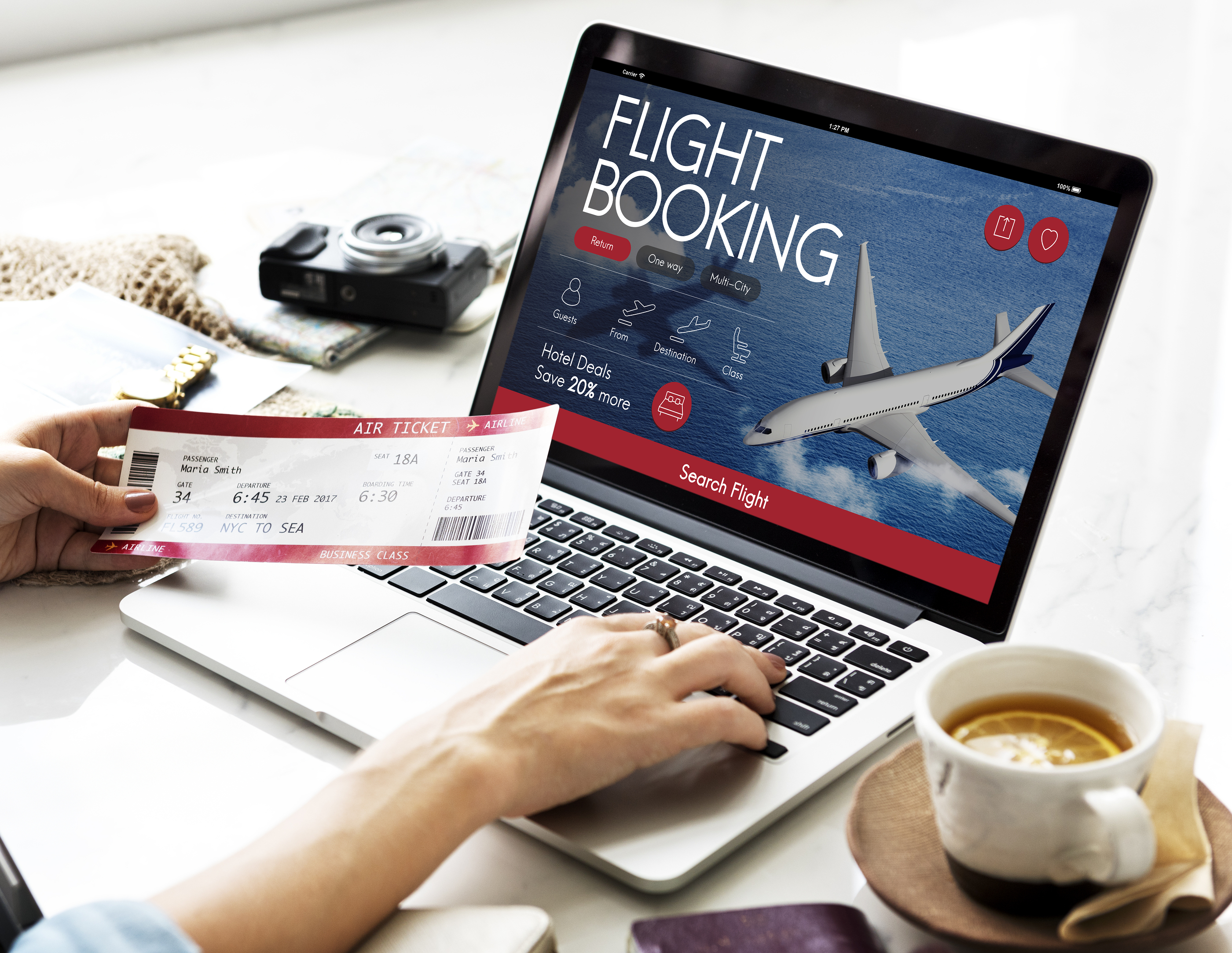 Farenexus - Find Cheap Flight Tickets