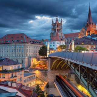 Lausanne - Best Airfare Search