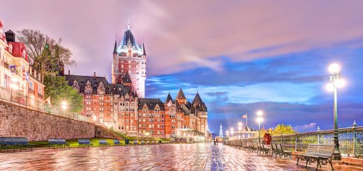 Quebec City - Search Flight Offers