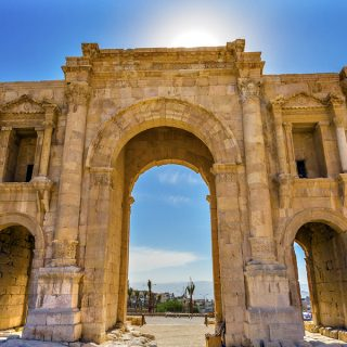 Jerash - Book Cheap Flights