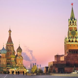 Moscow - Travel Search Engine