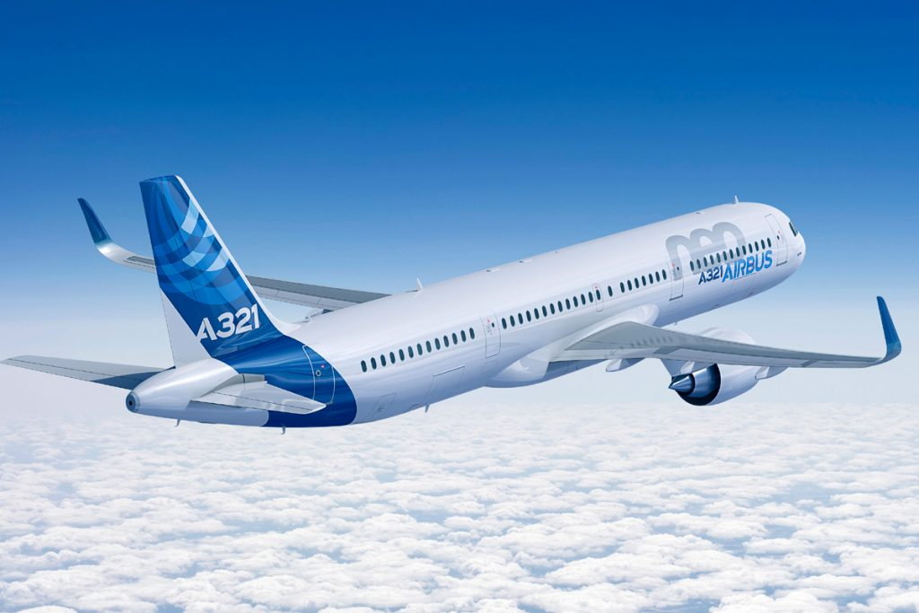 Airbus A321 - Compare and Book Flights