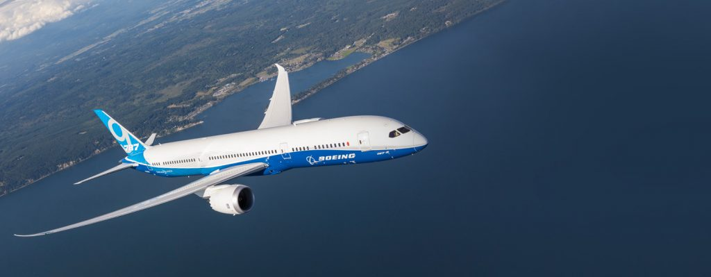 Boeing 787 Dreamliner - Compare and Book Cheap Flight tickets