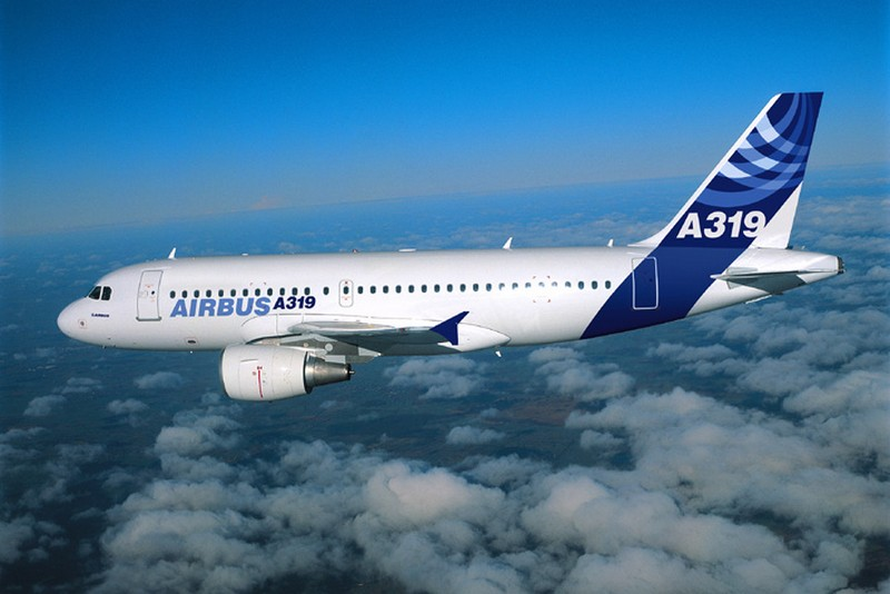 Airbus A319 - Book and Compare Flights