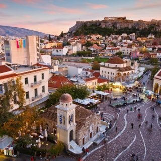 Athens - Book and Compare Cheap Flight Deals