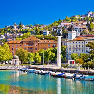 Rijeka - Cheap Flight Deals