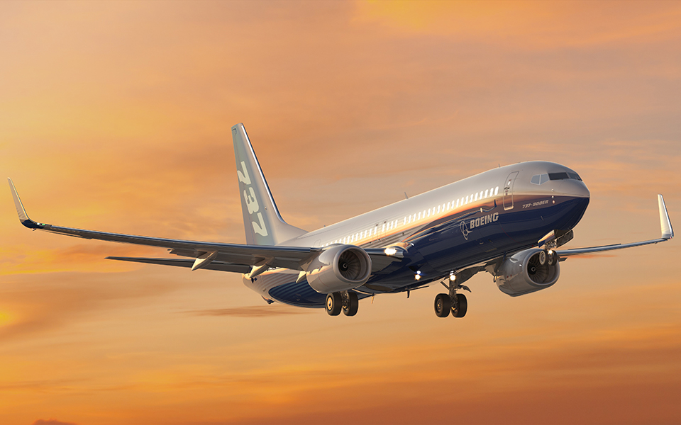 Boeing 737 - Book and Compare Flights