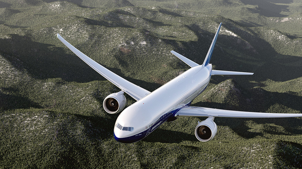 Boeing 777 - Book and Compare Cheap Flights
