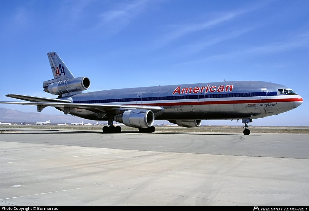 McDonnell Douglas DC-10 - Compare and Book Cheap Flight Deals