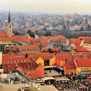Zagreb - Compare Airfares
