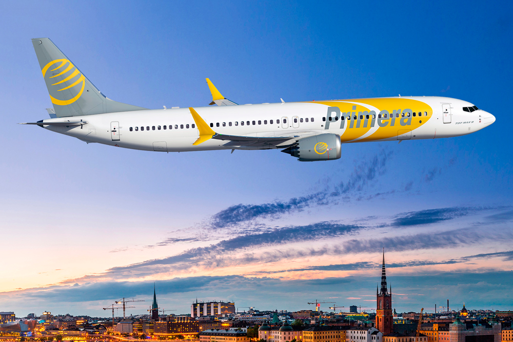 Primera Air - Book Cheap Flight Tickets