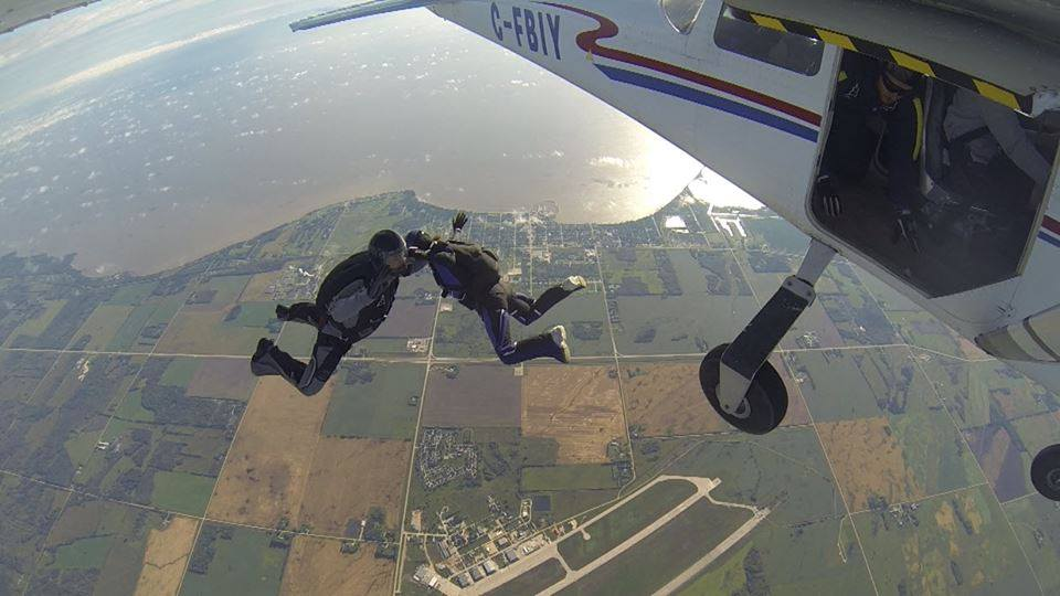 Skydiving - Book Cheap Flight Tickets