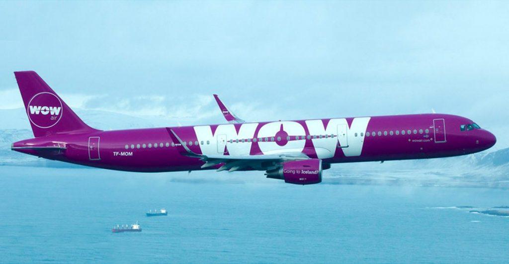 Wow Air - Cheap Flight Tickets