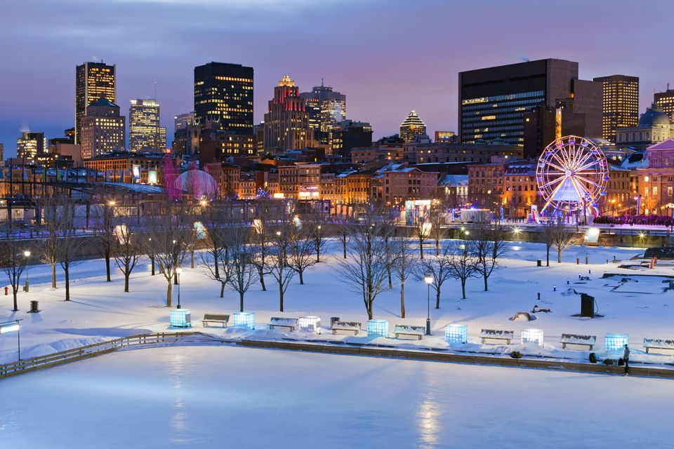 Montreal in March - Cheap Flights to Montreal