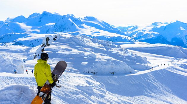 Blackcomb Mountains - Compare and Book Cheap Flight Tickets