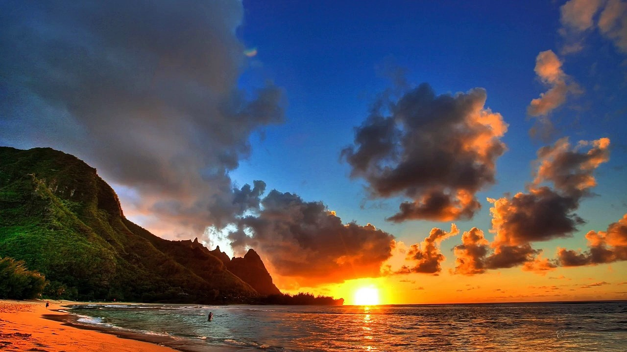 The Sunset Beach - Book Cheap Air Tickets