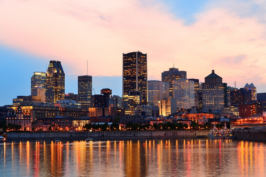 Book Cheap Flights from Toronto to Montreal starting at $95