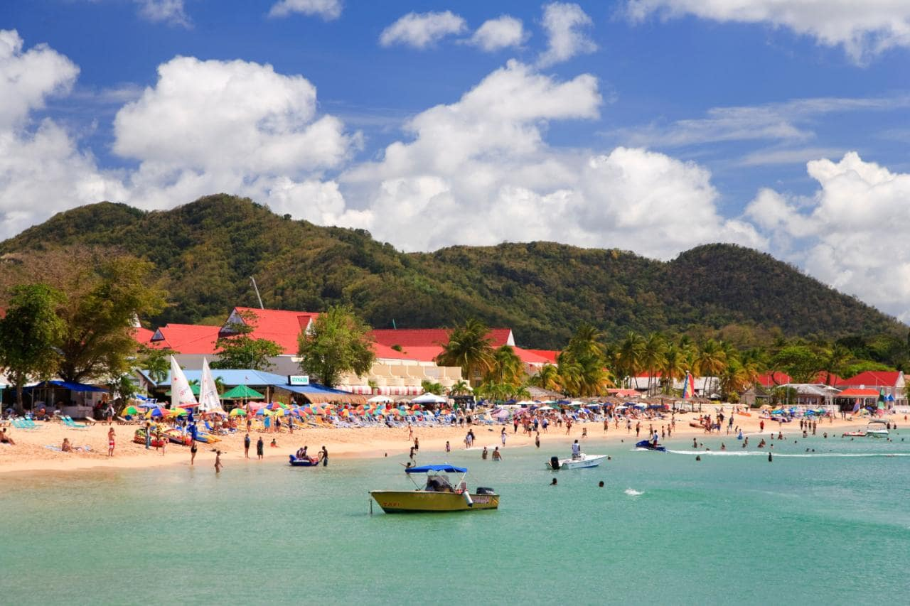 Reduit Beach - Book and Compare Cheap Air Tickets