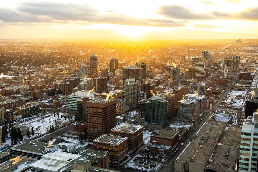 Book Cheap Flights from Victoria to Calgary