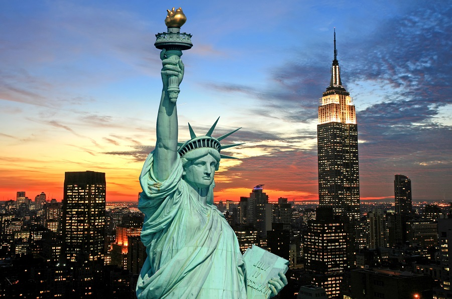 Book Cheap Flights from Kingston to New York