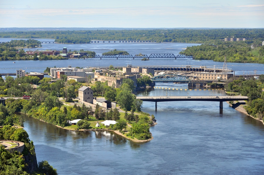 Book Cheap Flights from Victoria to Ottawa