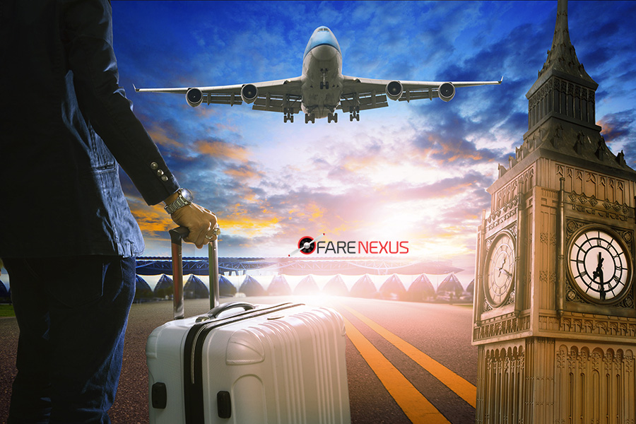 Book Cheap Flight Tickets from Hamilton to London