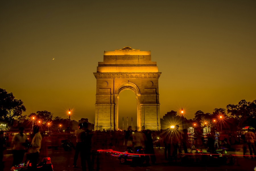 Book Cheap Flights from Victoria to Delhi