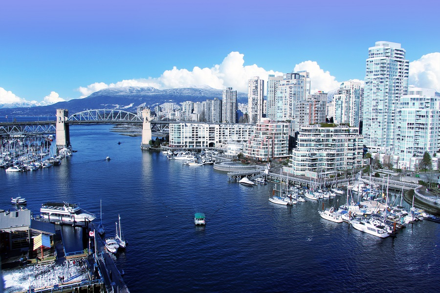 Book Cheap Flights from Kingston to Vancouver