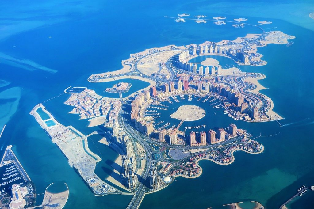 Cheap flights to Qatar