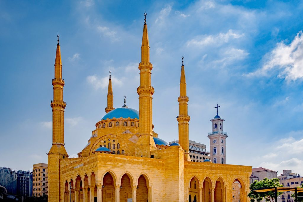 Cheap flights to Lebanon