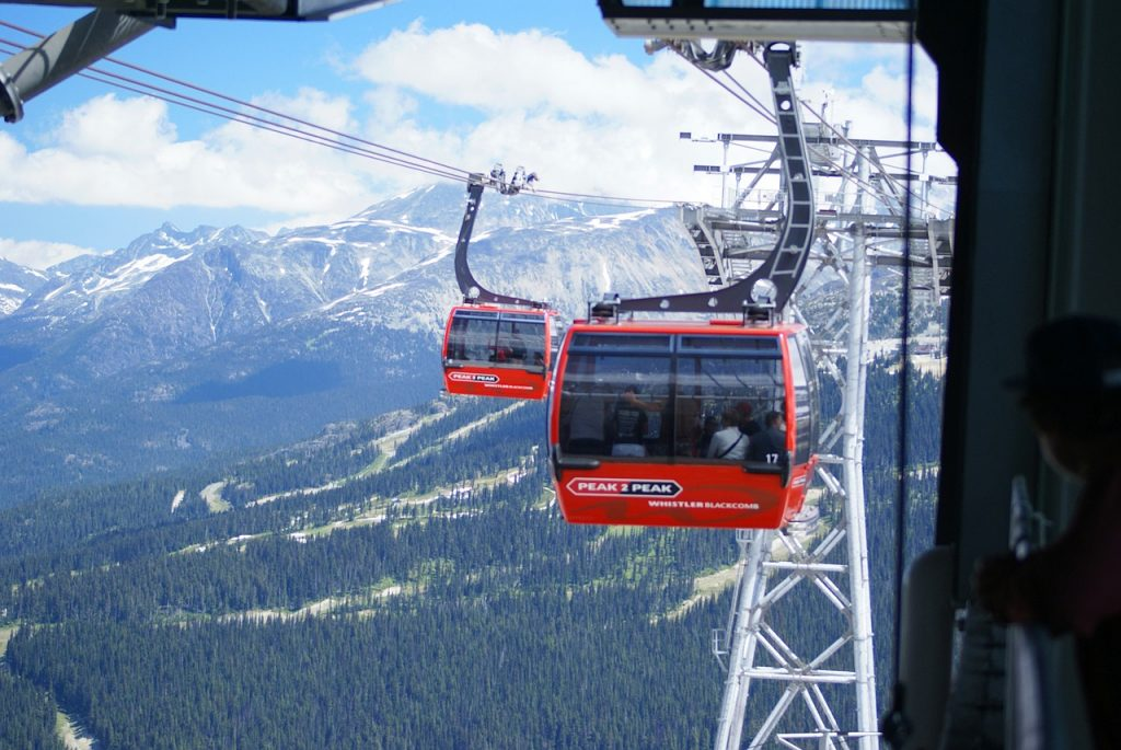 Book Flights to Whistler