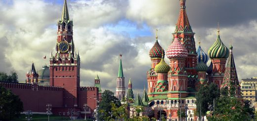 Find Cheap Flights to Moscow